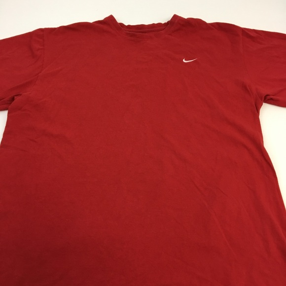 Nike Other - Nike Tee Basic Gym Work Out T Shirt Swoosh XL